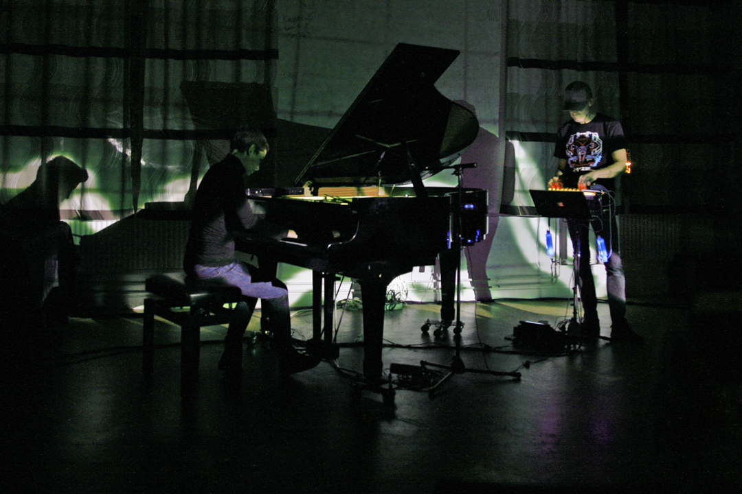 Hara Alonso och Thomas Bjelkeborn, Östra Skolan
