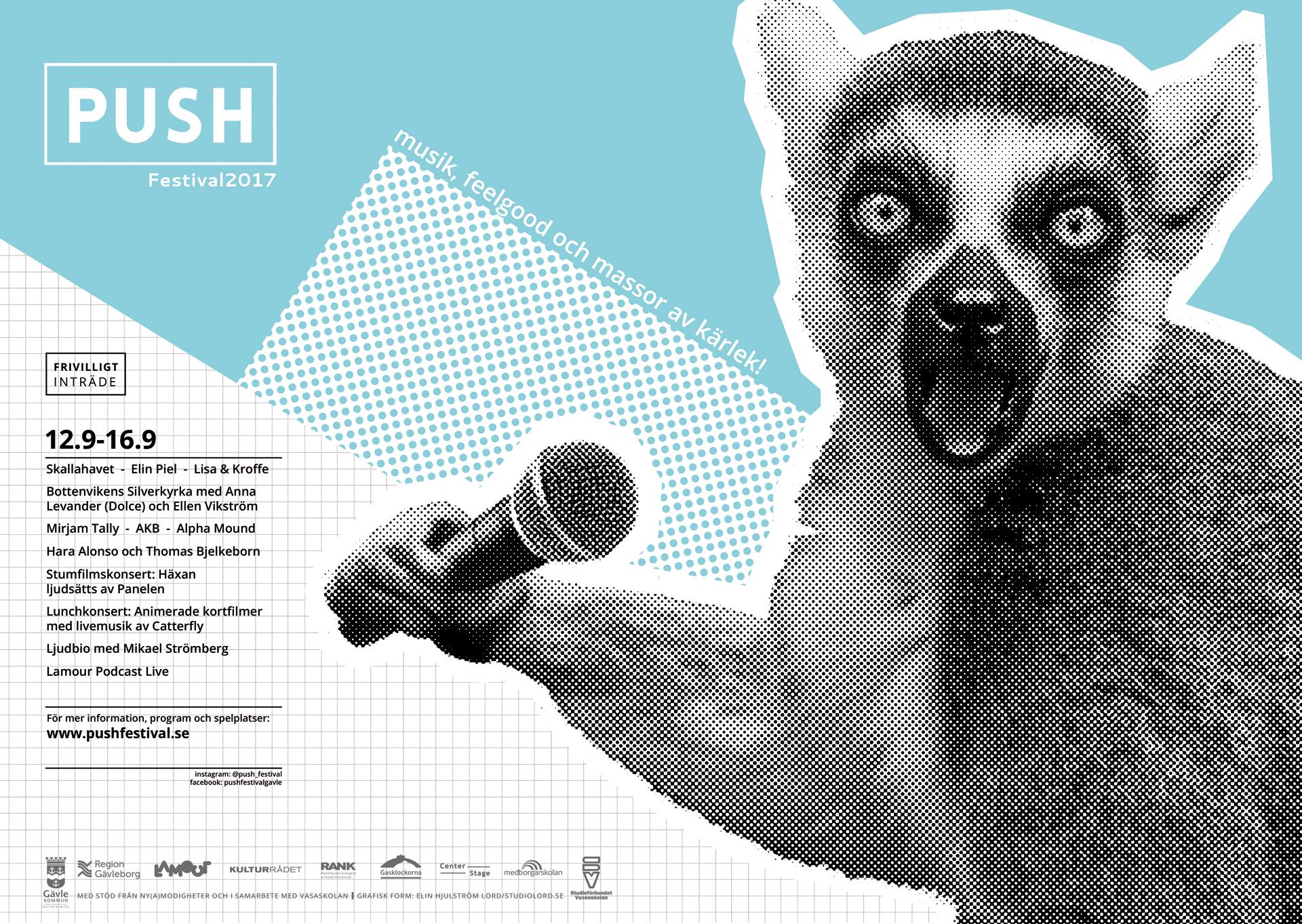 Affisch för Push 2017