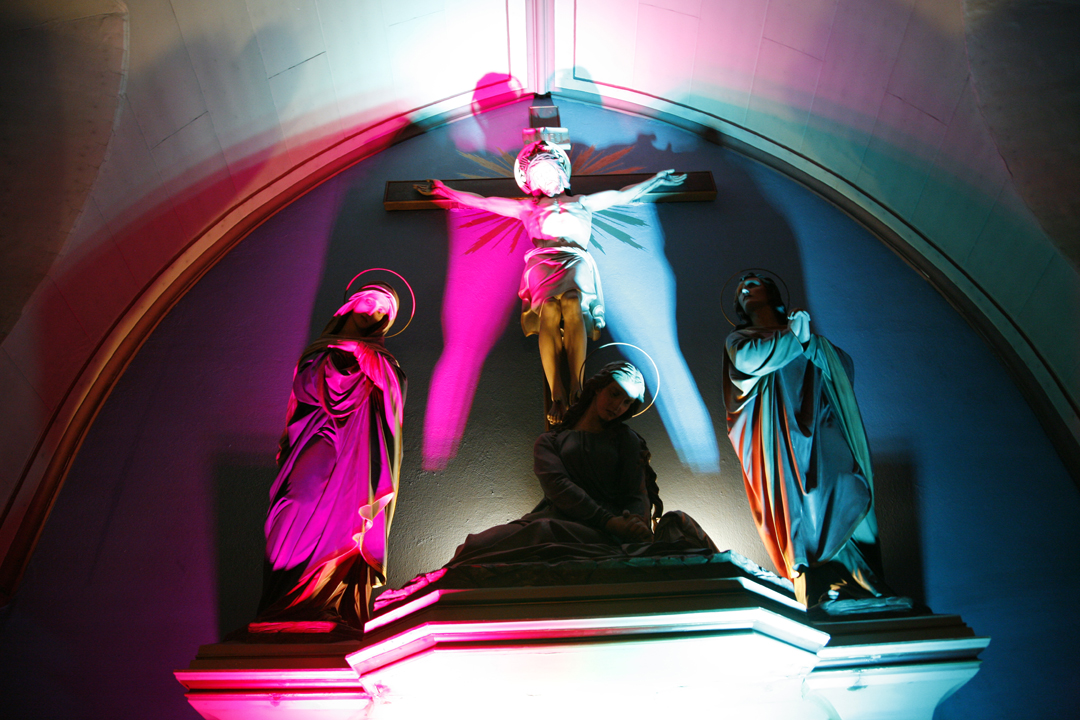 Ljudbio med Mikael Strömberg, Gamla Katolska Kyrkan
