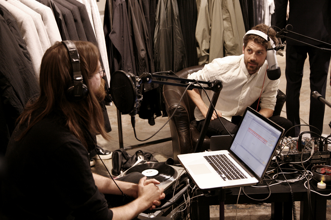 Lamour Podcast Live, Fico